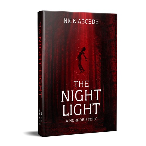 Deep design with the title 'The Night Light'