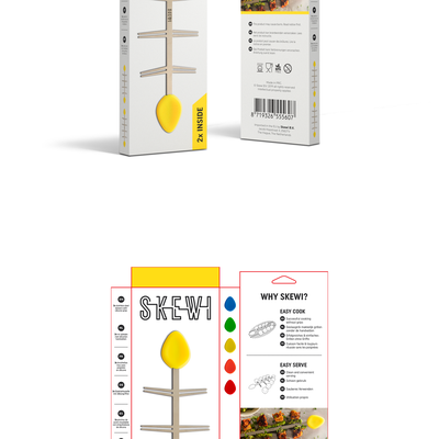 Packaging Design for kitchen tool