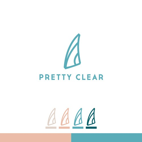 Ecological brand with the title 'Pretty Clear'