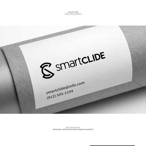 IT logo with the title 'smartclide'