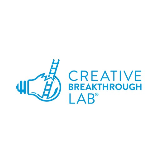 Ladder logo with the title 'Creative Breakthrough Lab'