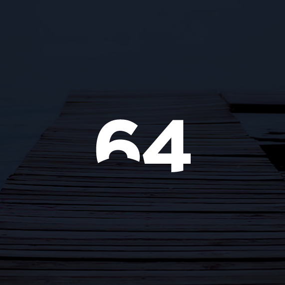 Dock design with the title 'Dock64'
