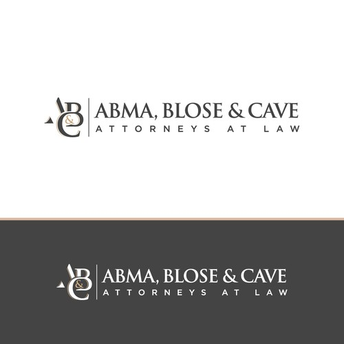 Advocacy logo with the title 'Abma, Blose & Cave'