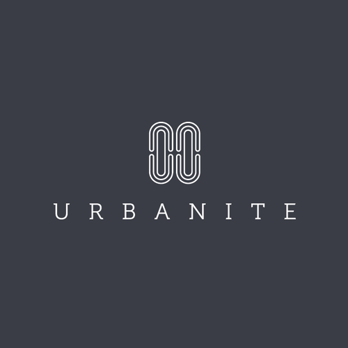 Urban design with the title 'Urban Sophisticated Logo'