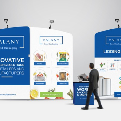 Valany Trade Show Booth