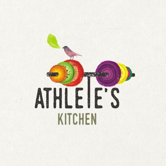 Kitchen brand with the title 'ATHLETE'S KITCHEN'