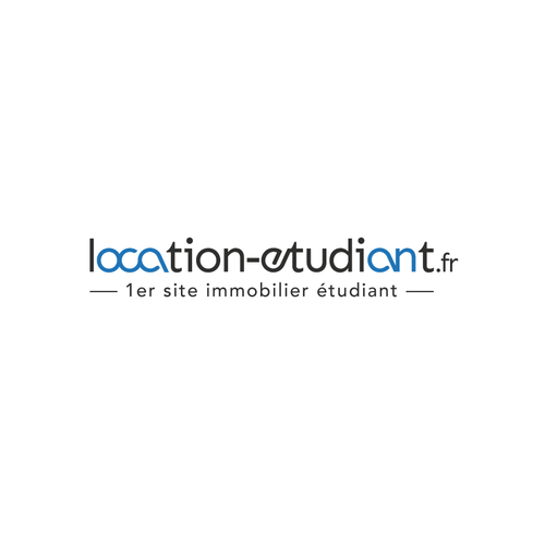 French logo with the title 'location-etudiant.fr'