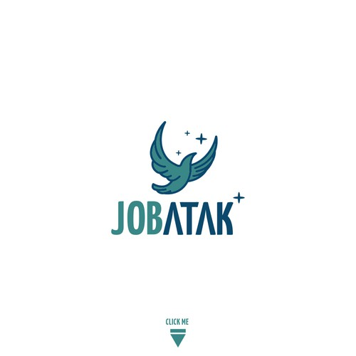 Freelancer logo with the title 'JobAtak'