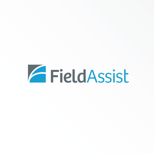 Graph design with the title 'Logo for Field Assist'