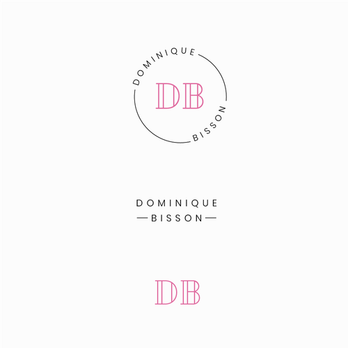 Stylist design with the title 'Freelance Stylist logo and hosted website'