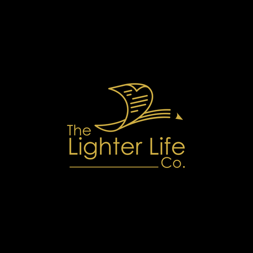 Document logo with the title 'The Lighter Life Logo'