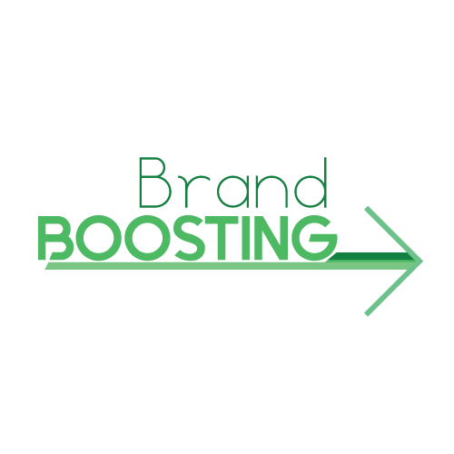 Boost logo with the title 'Brand Boosting'