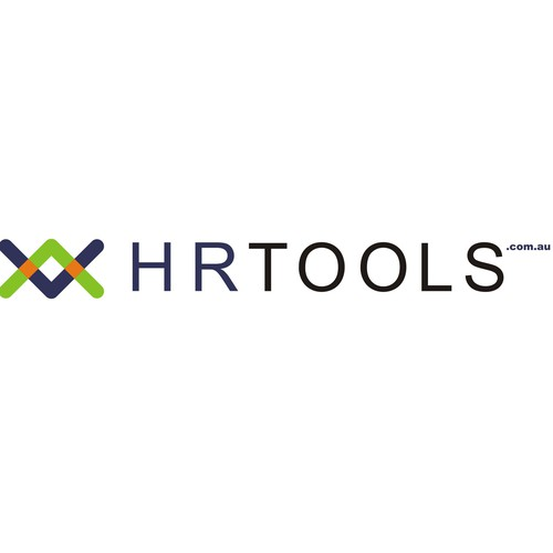 Human resources logo with the title 'Create the next logo for HR Tools'