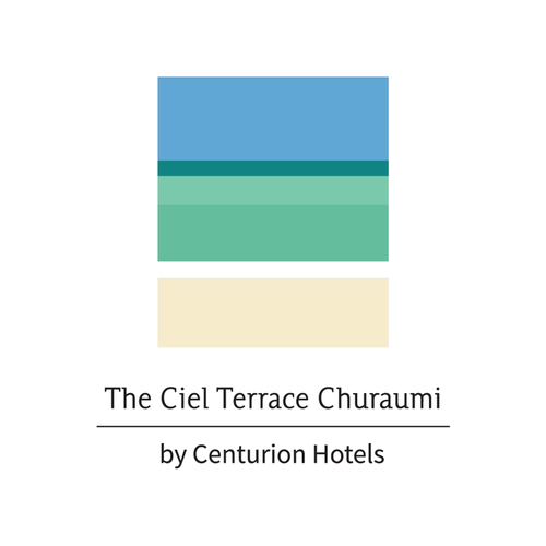 Japanese brand with the title 'logo The Ciel Terrace Churaumi'
