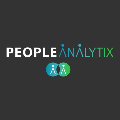 Statistics logo with the title 'Data and Alogrithms Company: People Analytix'