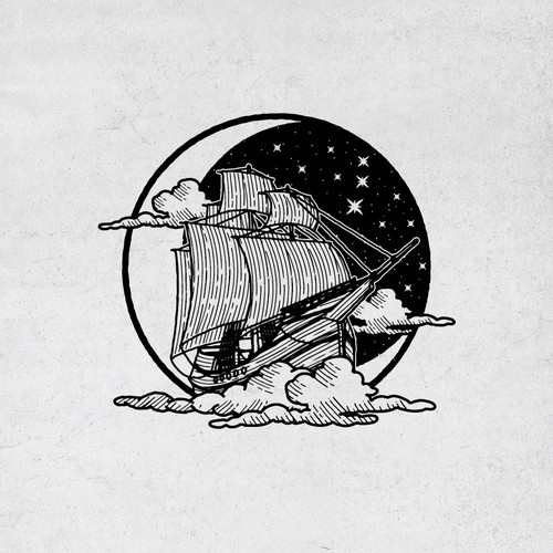 Cloud logo with the title 'The StarSailors'