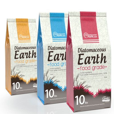 Packaging  design for Diatomaceous Earth