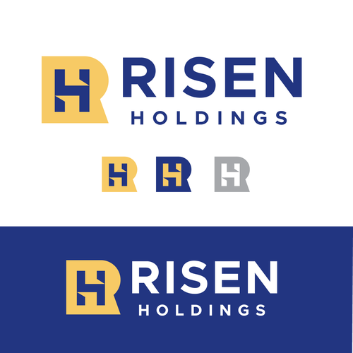 R design with the title 'Risen Holdings'