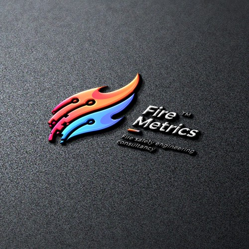 Fire brand with the title 'Fire Metrics'