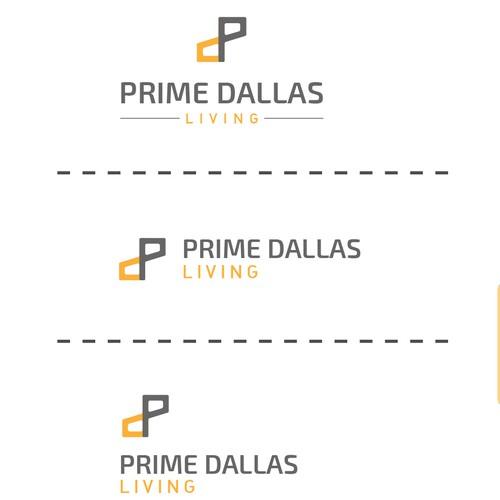 Dallas design with the title 'Create a luxury Real Estate Logo ...modern, clean, crisp'