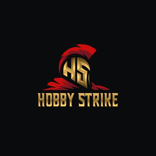Trojan logo with the title 'Hobby Strike'