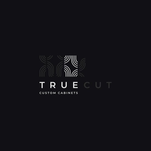 Aesthetic brand with the title 'TRUE CUT'