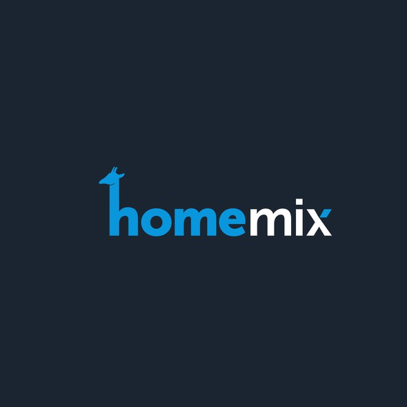 Mix logo with the title 'HomeMix'