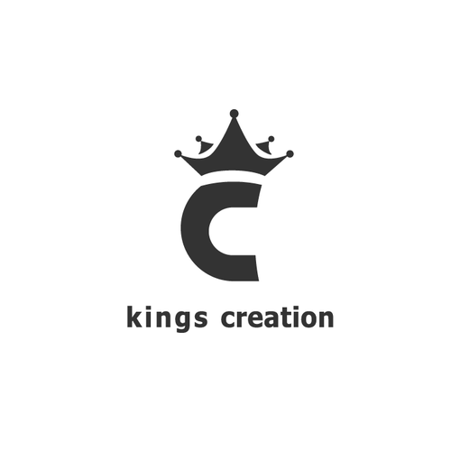 Creation logo with the title 'Kings Creation'