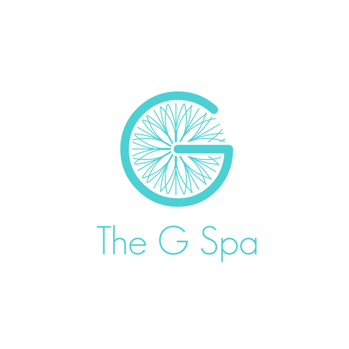 G logo with the title ' creative logo for Women's medical spa '