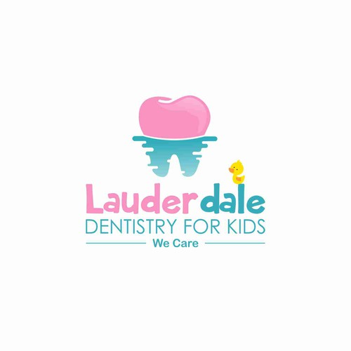 Dental brand with the title 'LAUDERDALE'