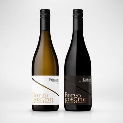 Borgo Rosarol wines