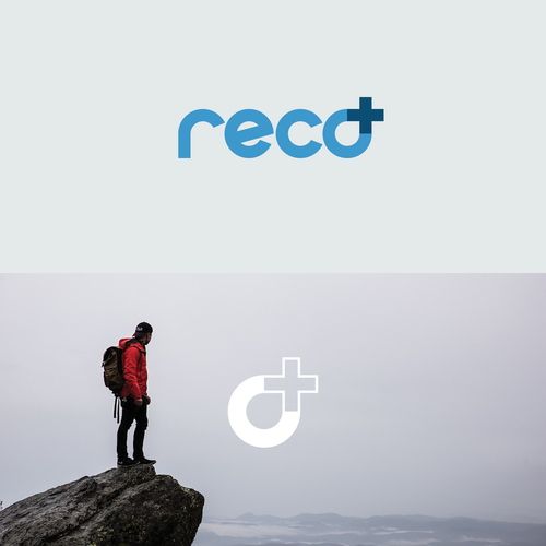 Energetic logo with the title 'RECO'