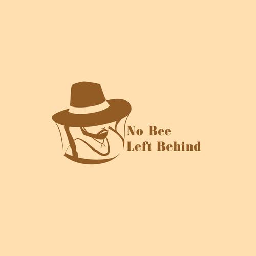 Beekeeping logo with the title 'BeeKeeper'