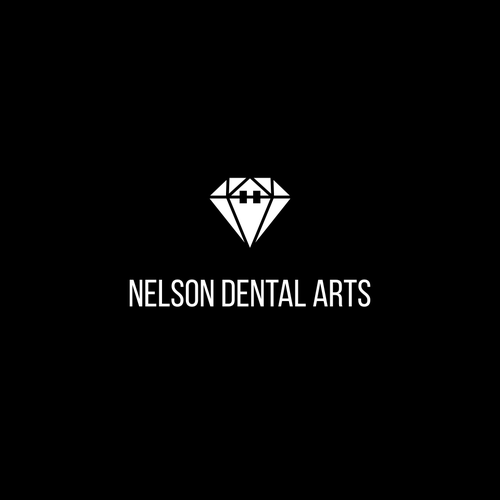 Dental logo with the title 'Nelson Dental Arts'