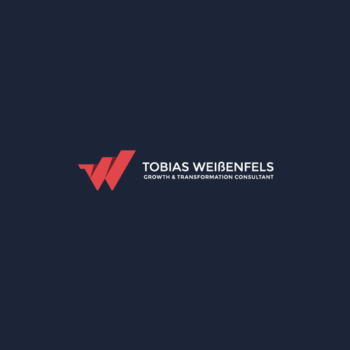 Transformation design with the title 'Tobias Weissenfels'