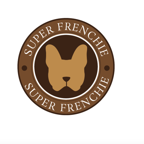 Breeder design with the title 'Super Frenchie'