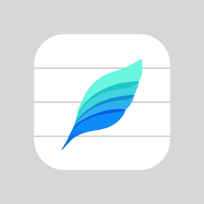 Beautiful Note App Icon