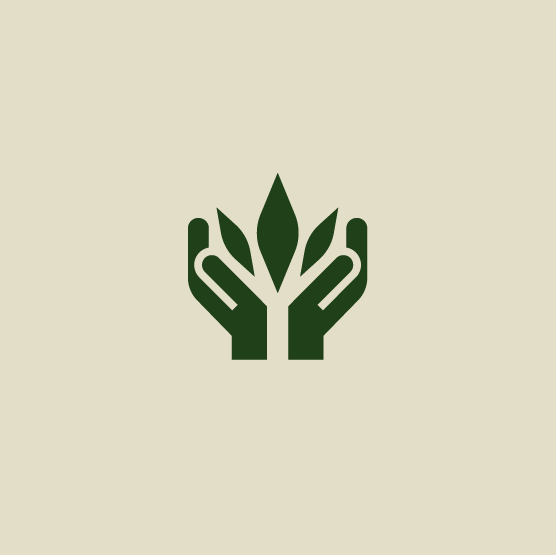 Hemp logo with the title 'SoulFlora'