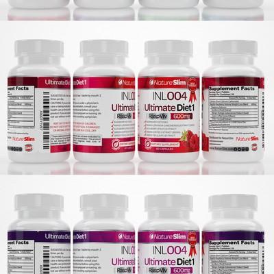 Create a super supplement label