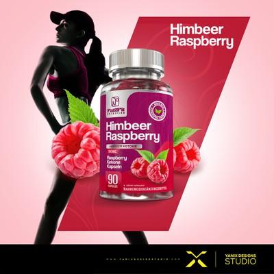 Himbeer Raspberry