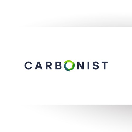 Sustainable design with the title 'Logo for CARBONIST!'