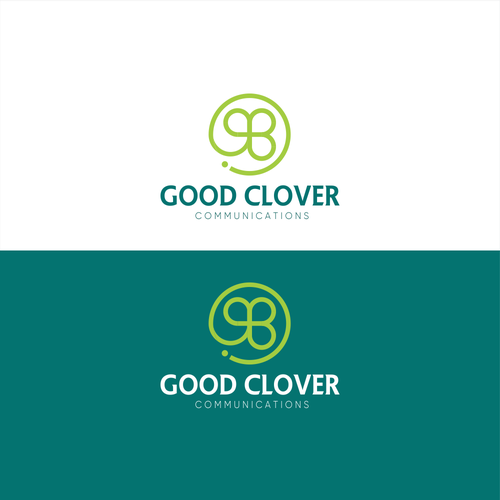 Good logo with the title 'Good Clover'