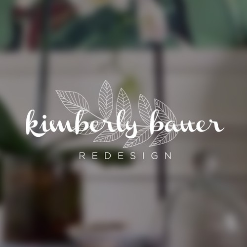 Boutique brand with the title 'Create new brand vision with personality for One-Day ReDesigner'
