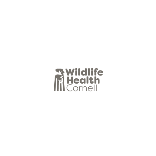 Wildlife logo with the title 'Major University Veterinary Center '