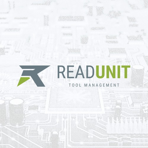 Networking logo with the title 'ReadUnit'
