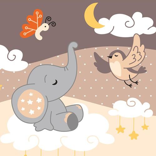 Newborn design with the title 'Design a Crib Quilt For Newborns'