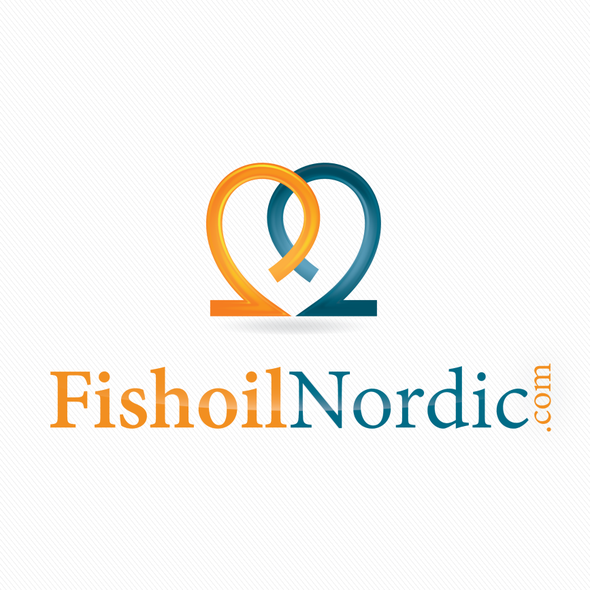 Oslo logo with the title 'Help FishoilNordic.com with a new logo'