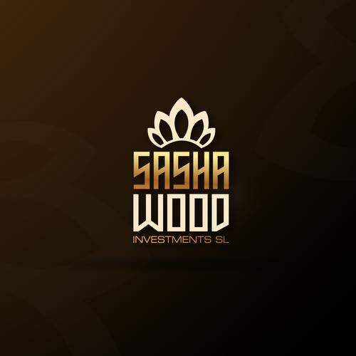 Marca logo with the title 'Sasha wood'