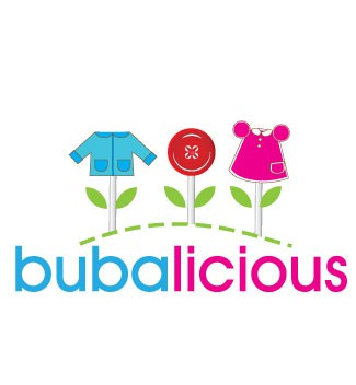 Green logo with the title 'Bubalicious'