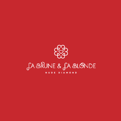 Nude logo with the title 'Logo proposal for a jewelry company'